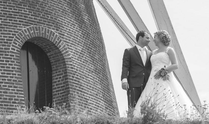 Hochzeit bei der Mühle